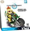 K'NEX - Mario Kart Wii Bowser and Standard Bike Building Set
