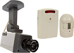 Trademark Home - Wireless Home Security Alarm System and Imitation Security Camera