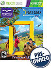 Kinect Nat Geo TV - PRE-OWNED - Xbox 360