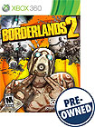Borderlands 2 - PRE-OWNED - Xbox 360