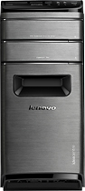 Lenovo - IdeaCentre Desktop - 4GB Memory - 1TB Hard Drive