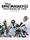 Disney Epic Mickey 2: The Power of Two - Collector's Edition (Game Guide) - Xbox 360, PlayStation 3, Nintendo Wii