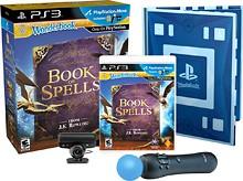 Wonderbook: Book of Spells PlayStation Move Bundle