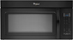 Whirlpool - 2.0 Cu. Ft. Over-the-Range Microwave - Black