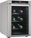 Danby - Maitre'D 6-Bottle Wine Cooler - Platinum