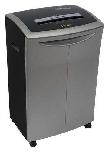 GoECOlife - Platinum 18-Sheet Crosscut Shredder - Gray
