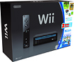 Nintendo - Nintendo Wii Console (Black) with Wii Sports and Wii Sports Resort
