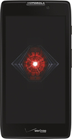 Motorola - DROID RAZR MAXX HD 4G Mobile Phone - Black (Verizon Wireless)