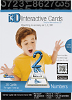 Cypher Entertainment - Interactive 3D Number Cards (20-Count)