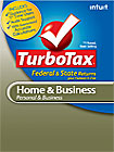 TurboTax Home & Business Federal + E-File + State 2012 - Mac/Windows