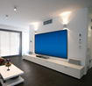 "Screen Innovations - Black Diamond Zero Edge 92"" Fixed Projection Screen"