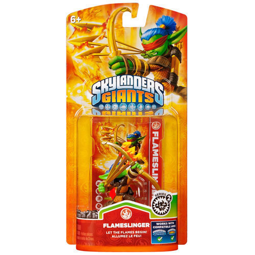 Toys for Bob - Skylanders: Giants Series 2 Character Pack (Flameslinger)