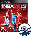 NBA 2K13 - PRE-OWNED - PlayStation 3