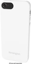 Kensington - Soft Case for Apple iPhone 5 - White
