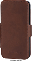 Kensington - Portafolio Duo Wallet for Apple iPhone 5 - Brown Marble