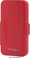 Kensington - Portafolio Duo Wallet for Apple iPhone 5 - Red