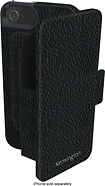 Kensington - Portafolio Duo Wallet for Apple iPhone 5 - Black