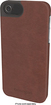 Kensington - Vesto Leather Case for Apple iPhone 5 - Brown