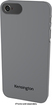 Kensington - Case for Apple iPhone 5 - Gray
