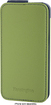 Kensington - Portafolio Flip Wallet for Apple iPhone 5 - Green/Blue