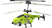 Protocol - Flip-Fighter 35-Channel Remote-Controlled Helicopter - Green