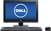 "Dell - Inspiron One 20"" All-In-One Computer - 4GB Memory - 1TB Hard Drive"
