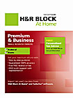 H & R Block At Home Premium & Business Federal & State - Windows