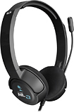 Turtle Beach - Ear Force NLa Nintendo Gaming Headset + Stereo Sound for Wii U and 3DS - Black