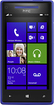HTC - Windows Phone 8X 4G Mobile Phone - Blue (Verizon Wireless)