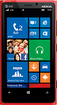 Nokia - Lumia 920 4G Mobile Phone - Red (AT&T)