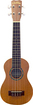 Cordoba - 4-String Soprano-Size Ukulele - Natural Wood