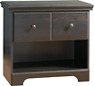 South Shore - Mountain Lodge Night Stand