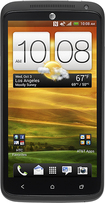 HTC - One X+ 4G Mobile Phone - Black (AT&amp;amp;T)
