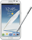 Samsung - Galaxy Note II 4G Mobile Phone - Marble White (Verizon Wireless)