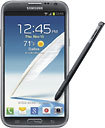 Samsung - Galaxy Note II 4G Mobile Phone - Titanium Gray (Verizon Wireless)
