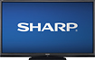 "Sharp - AQUOS - 70"" Class (69-1/2"" Diag.) - LED - 1080p - 120Hz - HDTV"
