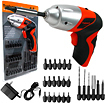 Trademark - 25-Piece 48V Cordless Screwdriver Set