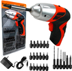 Trademark Tools - 25-Piece 48V Cordless Screwdriver Set