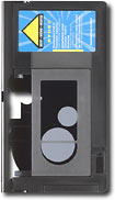 Dynex� - Self-Loading VHS-C Cassette Adapter