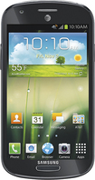 Samsung - Galaxy Express 4G Mobile Phone - Dark Gray