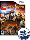 LEGO The Lord of the Rings - PRE-OWNED - Nintendo Wii