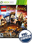 LEGO The Lord of the Rings - PRE-OWNED - Xbox 360