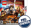 LEGO The Lord of the Rings - PRE-OWNED - Nintendo 3DS