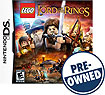 LEGO The Lord of the Rings - PRE-OWNED - Nintendo DS