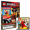 LEGO Ninjago Bundle with LEGO Battles: Ninjago Video Game - Nintendo DS