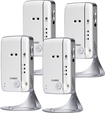 Lorex - Vantage Stream Wireless IP Surveillance Cameras (4-Pack)