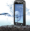 Platinum Series - Waterproof Case for Samsung Galaxy S III Mobile Phones - Black