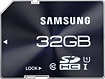 Samsung - Pro 32GB Secure Digital High Capacity (SDHC) UHS-I Class 10 Memory Card