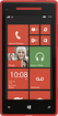 HTC - Windows Phone 8X 4G LTE Mobile Phone - Red (Verizon Wireless)
