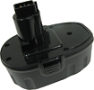 Lenmar - Battery for Select DeWalt and Black & Decker Devices - Black